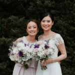 Bridesmaids bouquets in Melbourne