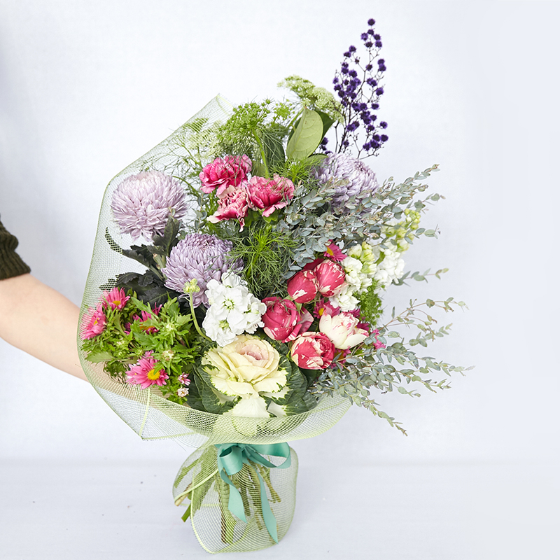 Flower bouquet of the day in Endevour hills