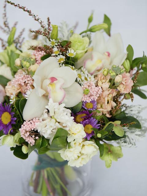 Elegant birthday flowers