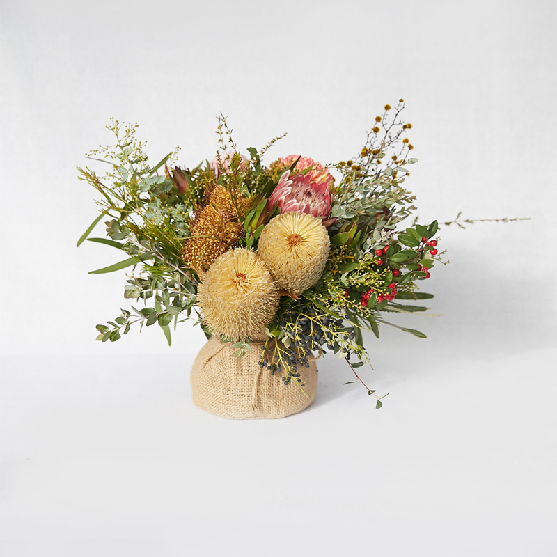 Native posy's for delivery