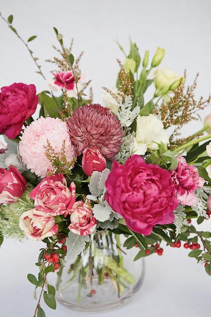 Flowers in Hallam