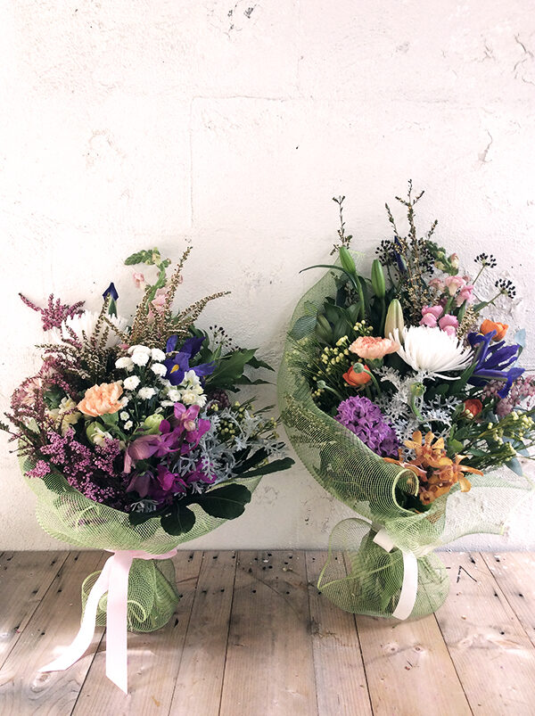 bouquet of the day standard and premium