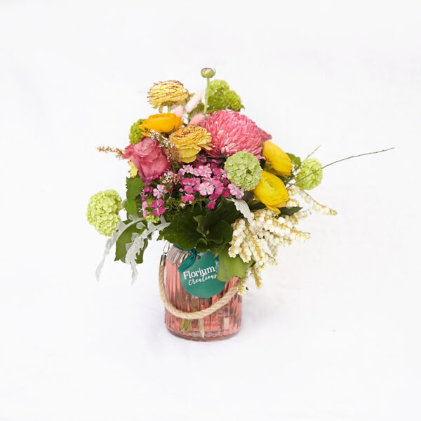 Flowers for a loved one