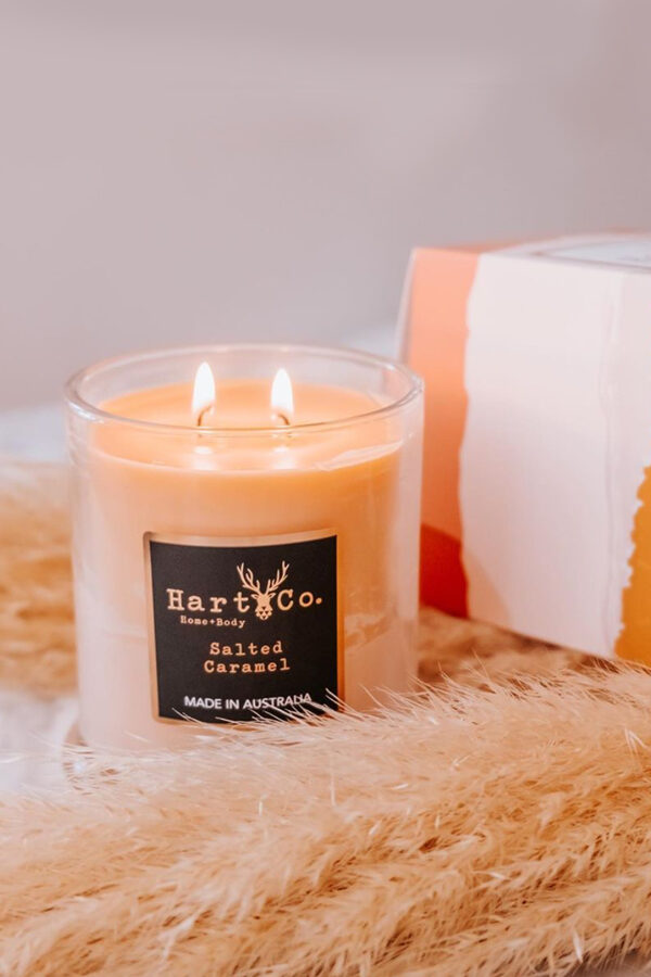 hart and co scented candle