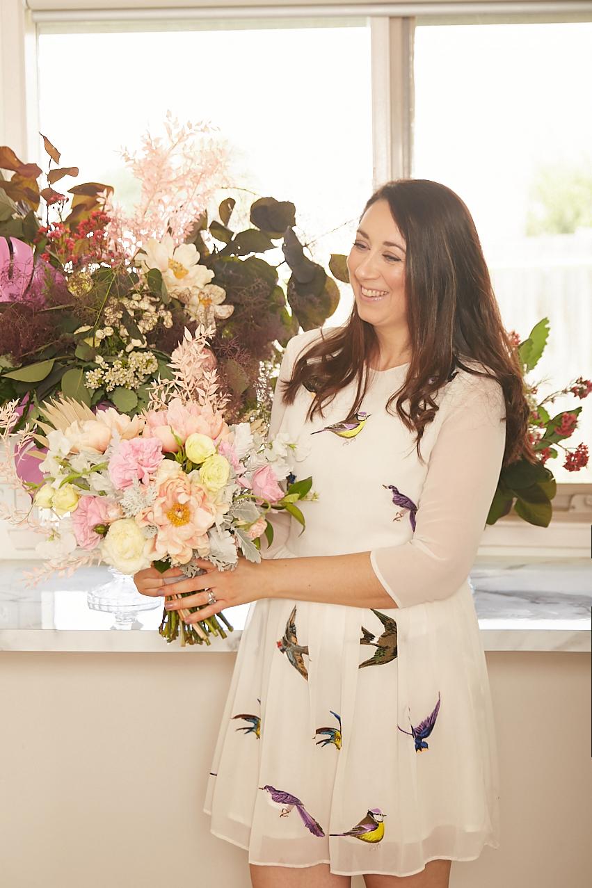 Local florists Tamzin