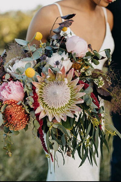 The most gorgeous wedding flowers in Melbourne
