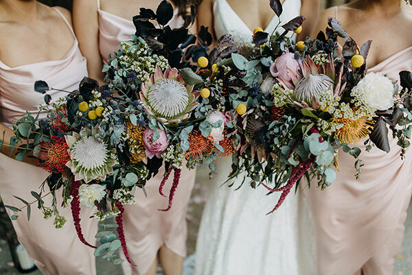 Melbourne's most beautiful wedding flowers