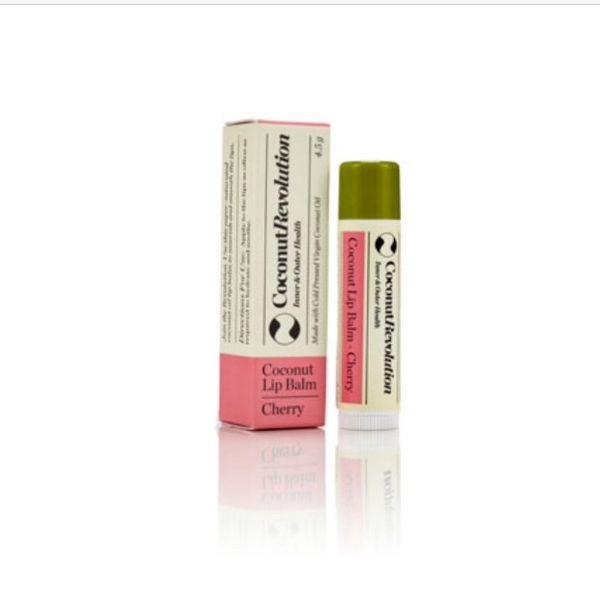 Cherry lip balm-gif idea