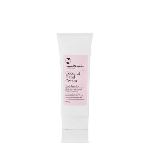 Coconut oil hand cream
