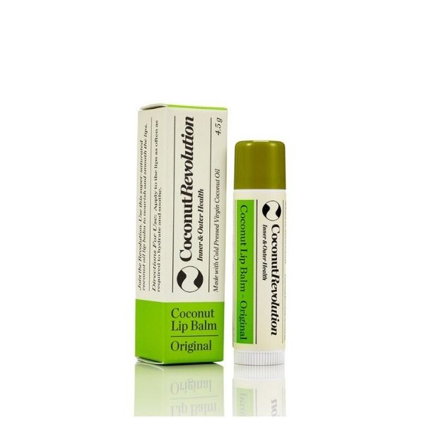 Coconut lip balm-Gift